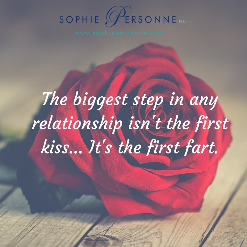 first fart in a relationship