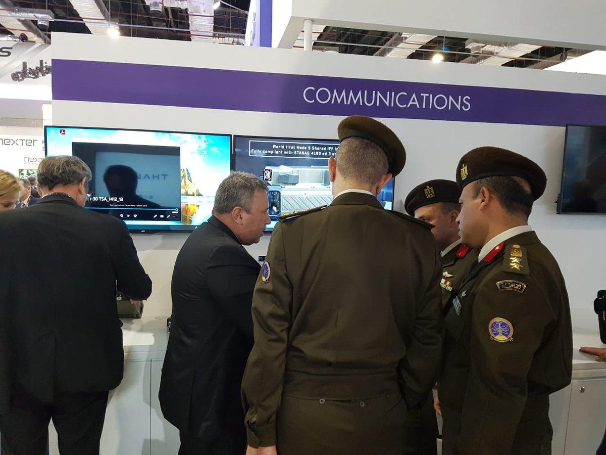 معرض مصر الأول للصناعات الدفاعية والعسكرية EDEX-2018 - صفحة 3 DtffFftWsAA_xfq
