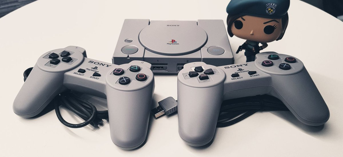 Come take a trip down memory lane with us, as we check out the original Resident Evil on the #PlayStationClassic ! Our CM @ImKatastrophe will be LIVE today at 5PM GMT! twitch.tv/residentevil