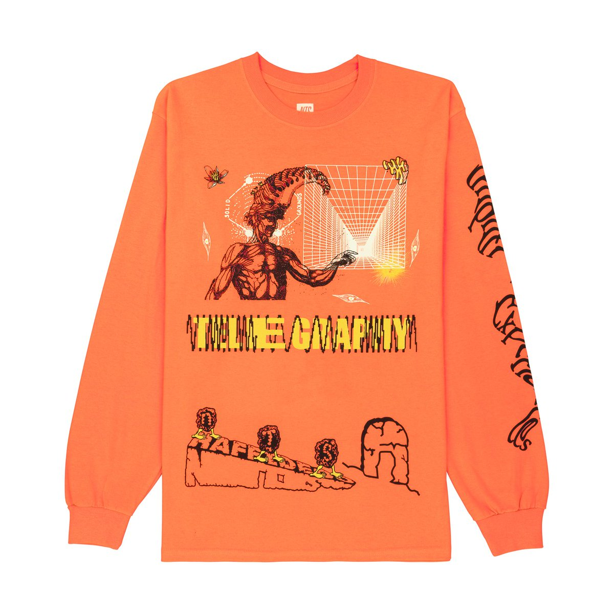 Orange L S Soup Doodle Tee Is Back In Stock Thanks To Por Demand Get Yours Http Bit Ly 2rkdqpl Pic Twitter Xh1xfdq3tp