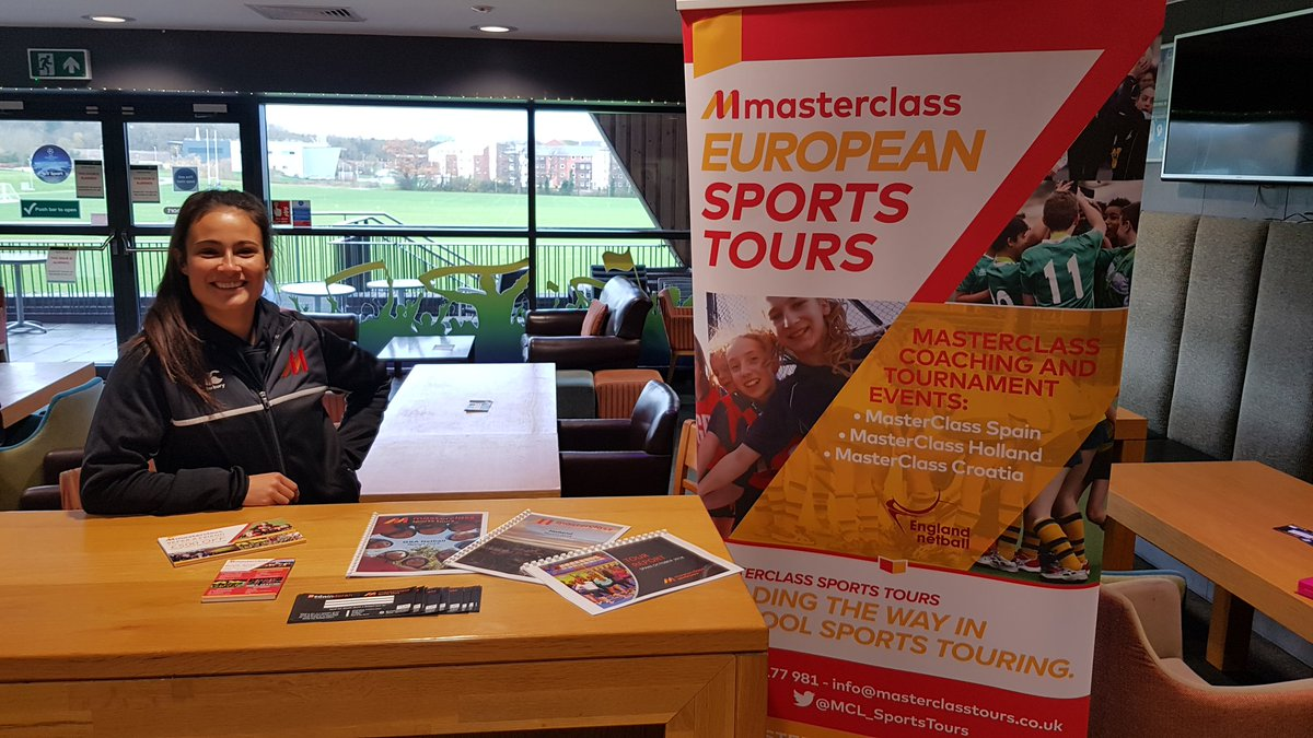 Great to be at @Surreysportpark with @ICE_kendal for the Annual Netball Conference. Come and say hello! https://t.co/29l1qwHYBA
