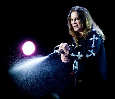 Happy birthday to the godfather of heavy metal Ozzy Osbourne