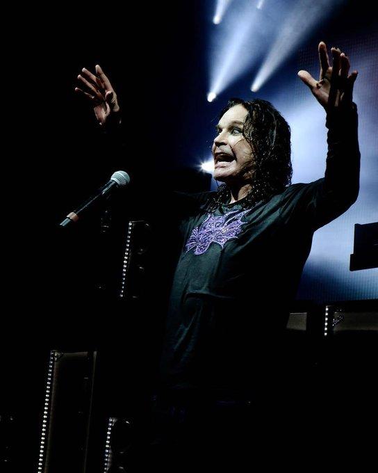 Happy birthday Ozzy Osbourne! Photo: Mark Weiss