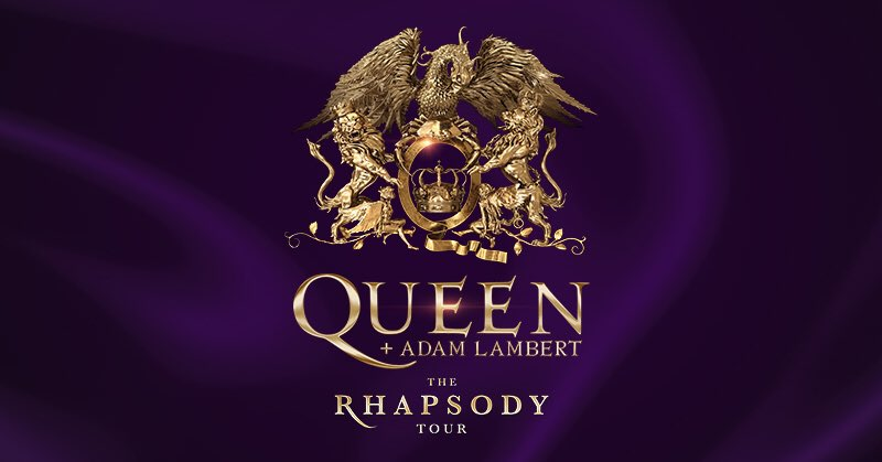 JUST ANNOUNCED: @QueenWillRock + @adamlambert are bringing the Rhapsody World Tour to American Airlines Center on July 23, 2019! Ticket go on sale 12/7 at 12pm