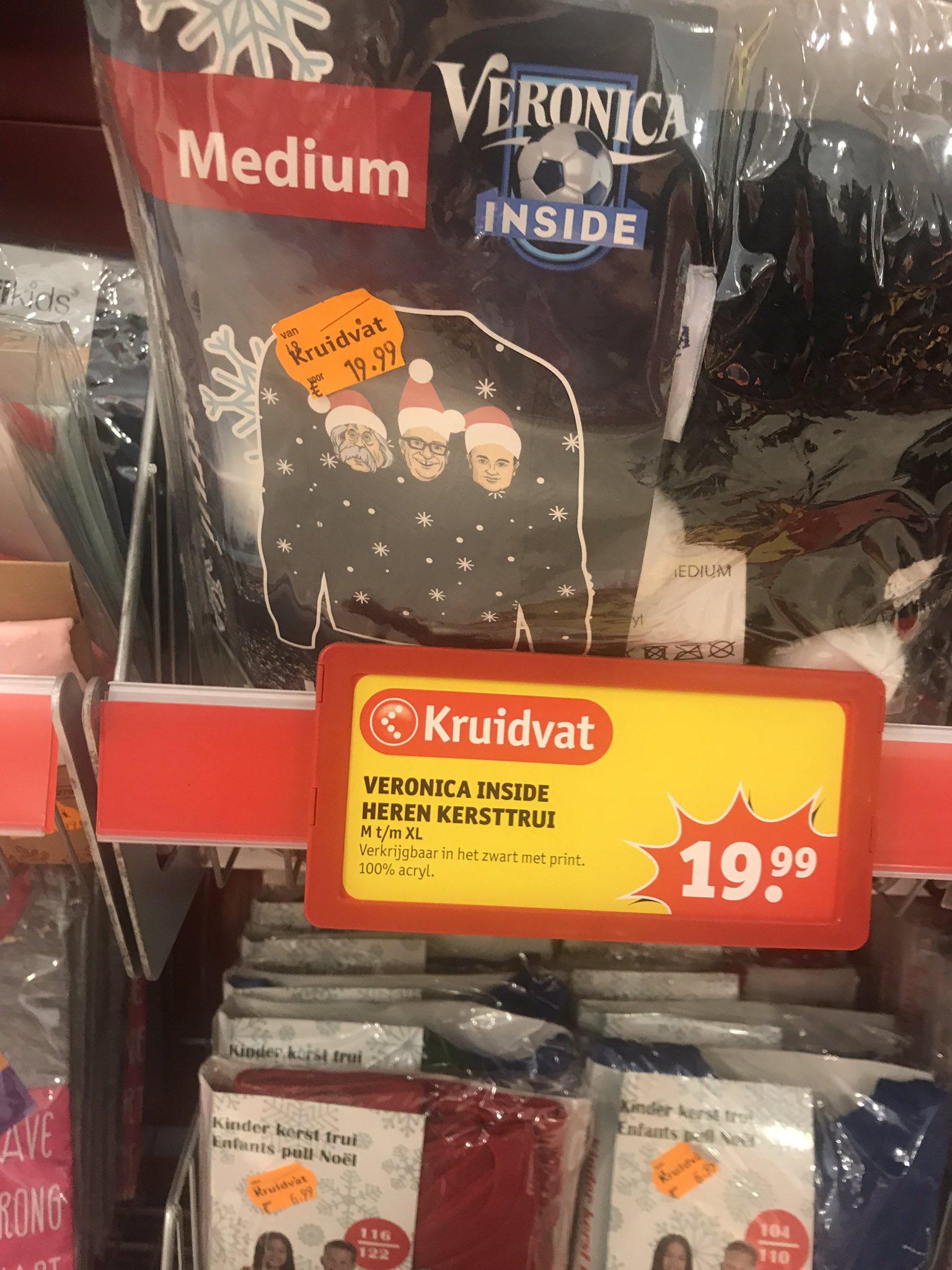 Foute Kersttrui Heren Kruidvat.Wilfred Genee On Twitter Online Zijn Ze Nagenoeg Uitverkocht Maar