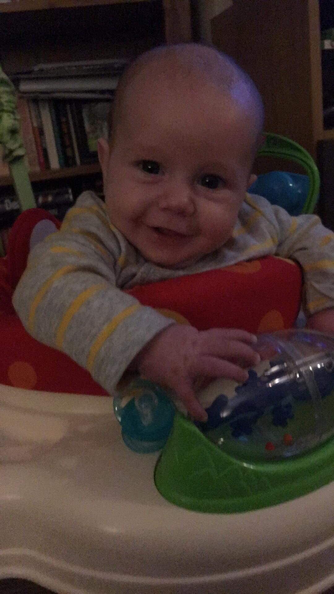 Happy birthday Eamonn Holmes, love from my little Éamonn!