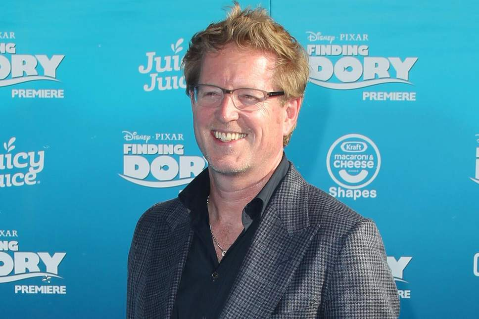 Happy birthday to Andrew Stanton, the excellent director of FINDING NEMO, WALL E, and FINDING DORY for Pixar!