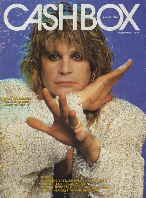 Happy 70th birthday to the one and only Prince of Darkness, Ozzy Osbourne!