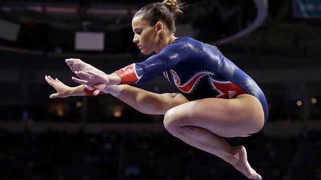 Happy Birthday to 2012 inductee Alicia Sacramone Quinn!