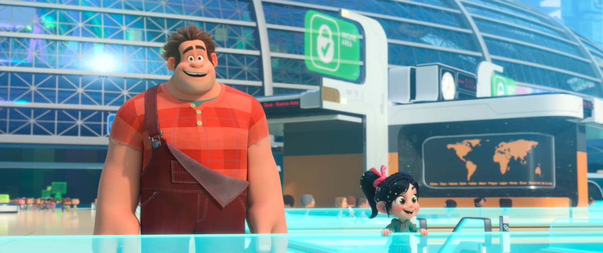 #RalphBreaksTheInternet has been nominated for 10 @AnnieAwards including Best Animated Feature! Congrats to @_Rich_Moore, #PhilJohnston, and the entire crew!