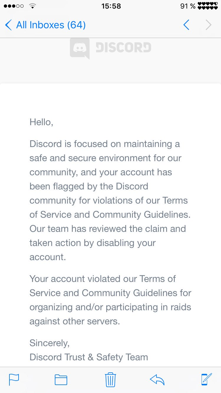 The NSMB Hacking Domain » And this is why Discord sucks