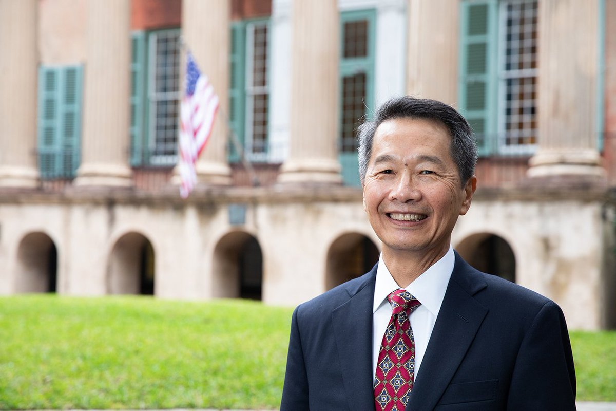 Georgia Tech On Twitter Georgia Tech Aerospace Engineering Graduate Andrew Hsu Has Become President Of The Nation S 13th Oldest Institution Of Higher Education The College Of Charleston Https T Co Gawufaacjp Https T Co 3wlarmvuv2