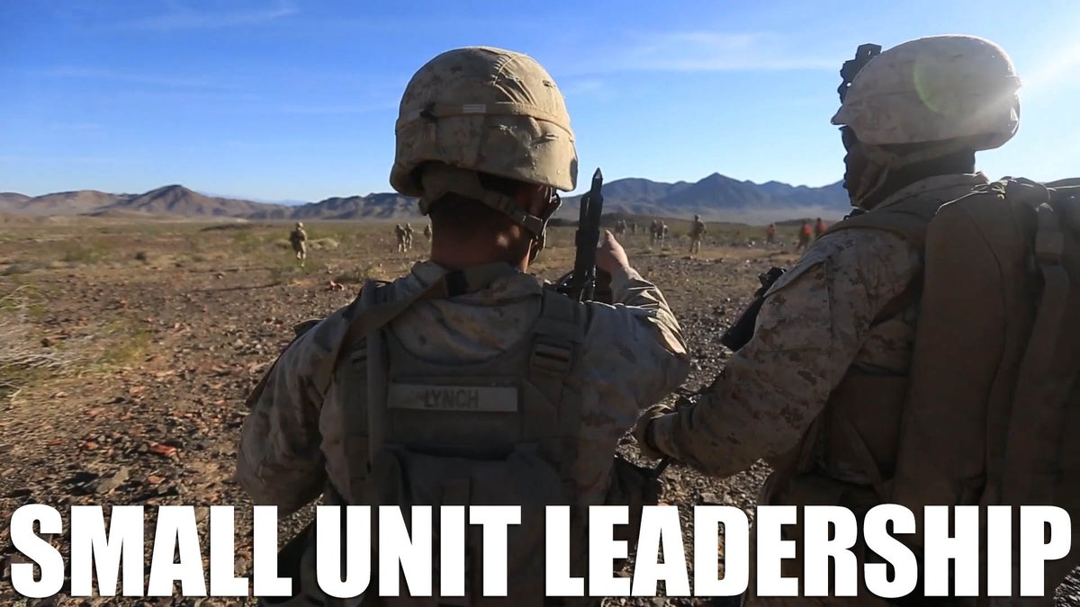 Leaders at the fire team and squad levels are critical to the mission's success. These small unit leaders have played a crucial role during Integrated Training Exercise 1-19.