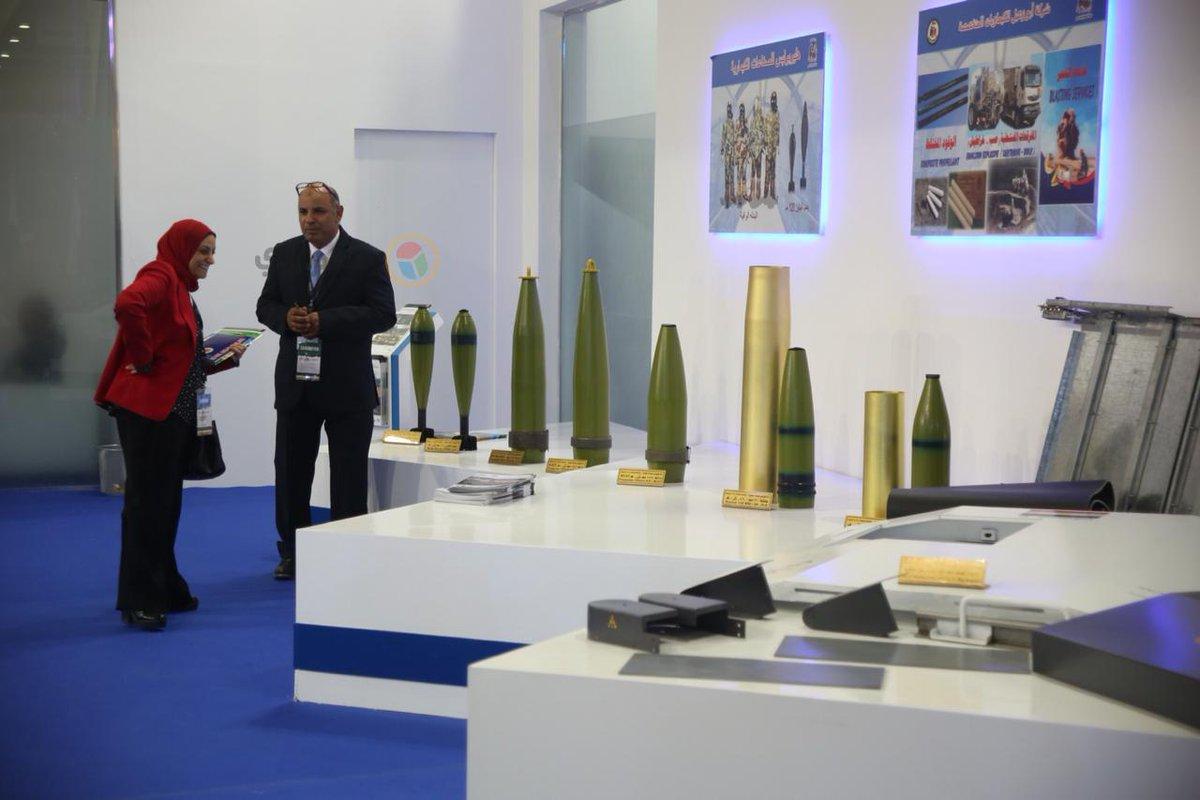 معرض مصر الأول للصناعات الدفاعية والعسكرية EDEX-2018 - صفحة 3 DtgGwm0XoAAlJ3u