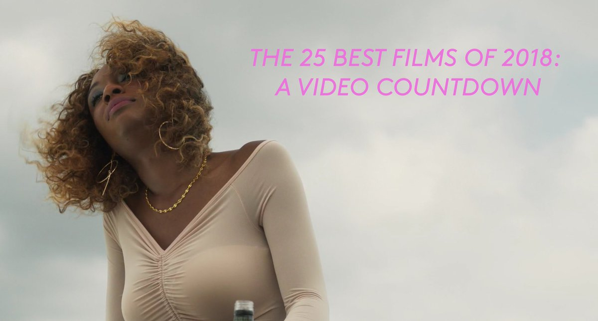 THE 25 BEST FILMS OF 2018: A video countdown. vimeo.com/304064569