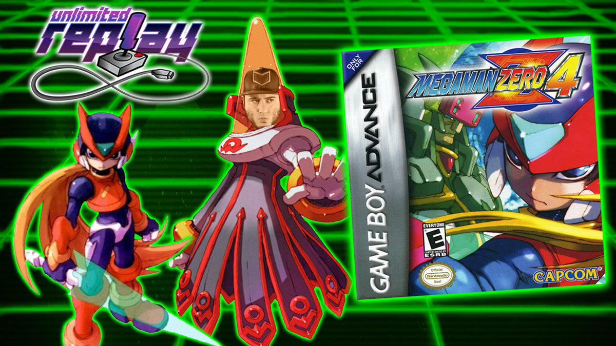 megamanzero4 tagged Tweets and Download Twitter MP4 Videos