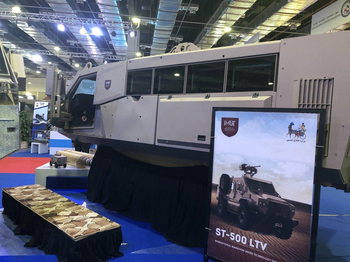 معرض مصر الأول للصناعات الدفاعية والعسكرية EDEX-2018 - صفحة 3 DtgMhDQXgAAOBt-