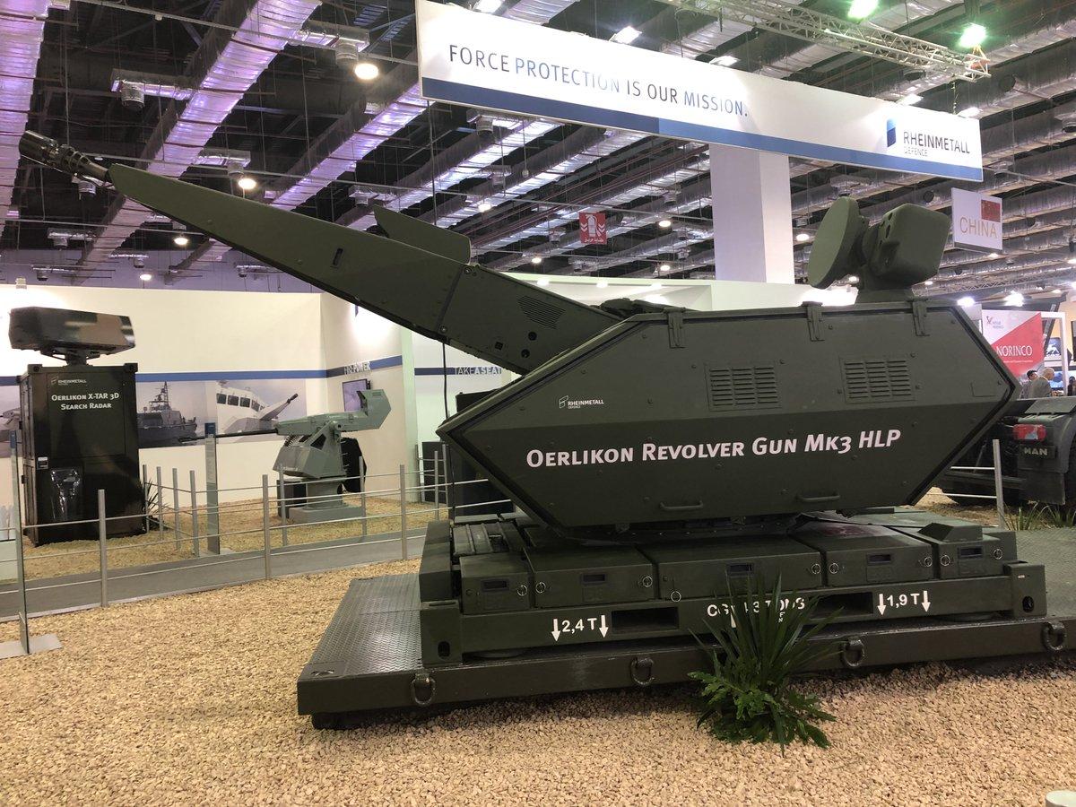 معرض مصر الأول للصناعات الدفاعية والعسكرية EDEX-2018 - صفحة 3 DtgMoDjWwAA82iX