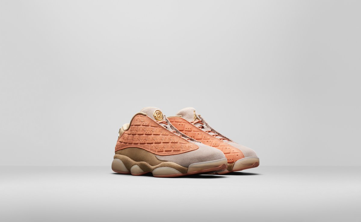 aacc1ac484 ... coupon code for the clot x air jordan xiii inspired by ancient  terracotta warriors. drops