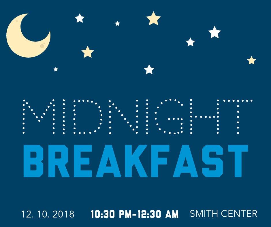 Send us a tweet and tag #GWMidnightBreakfast for a chance to win a free  Midnight Breakfast t-shirt!pic.twitter.com/WNDIwR2itj