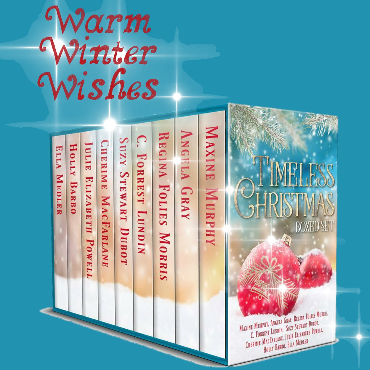 Keep that Christmas feeling… http://mybook.to/TimelessChristmas … … #Christmas #past #present #future #spiritofChristmas #boxset  #pgp @CherimeMacFarla