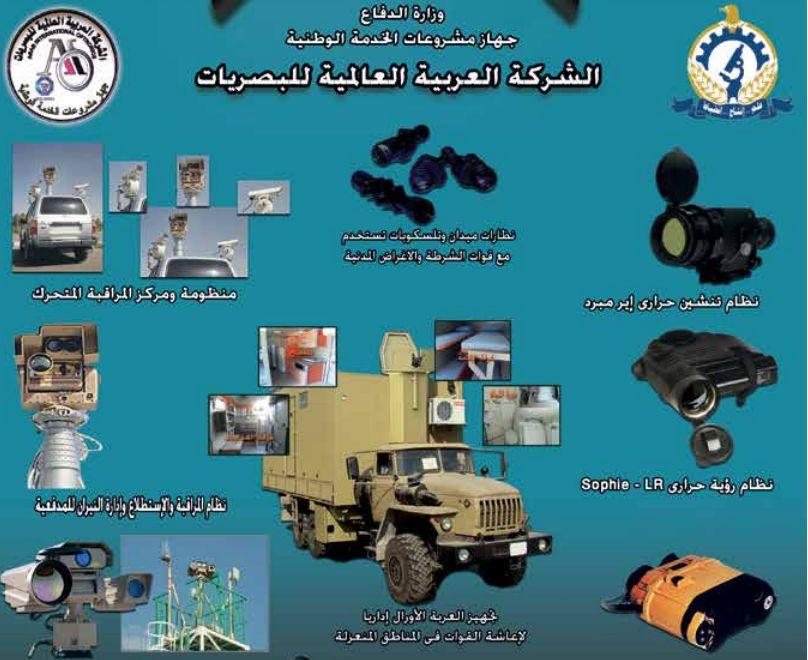 معرض مصر الأول للصناعات الدفاعية والعسكرية EDEX-2018 - صفحة 3 DtgW58IXgAAFaNT