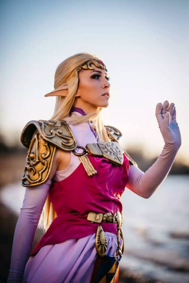 Video Game Cosplay On Twitter Princess Zelda The Legend