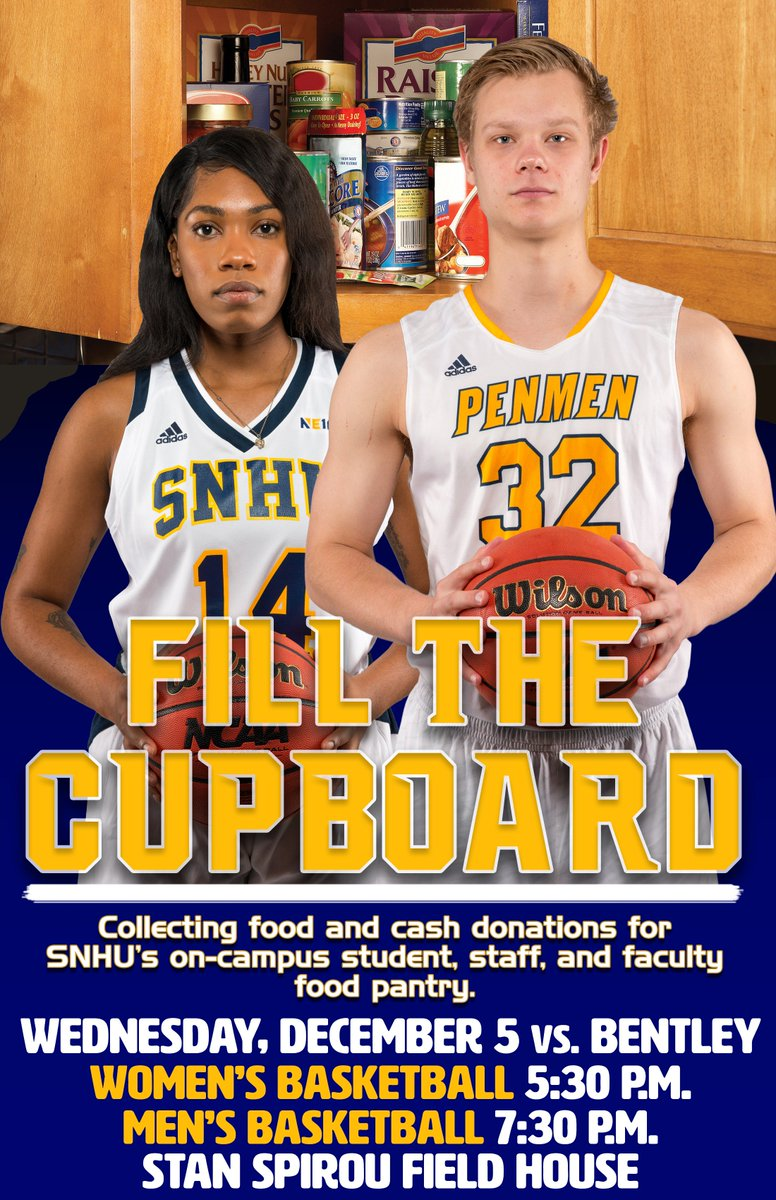 Snhu Athletics On Twitter At Snhuwbb And At Snhumbb Are Back In The