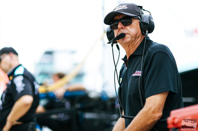 Happy birthday, Rick Mears! One of the greats. //