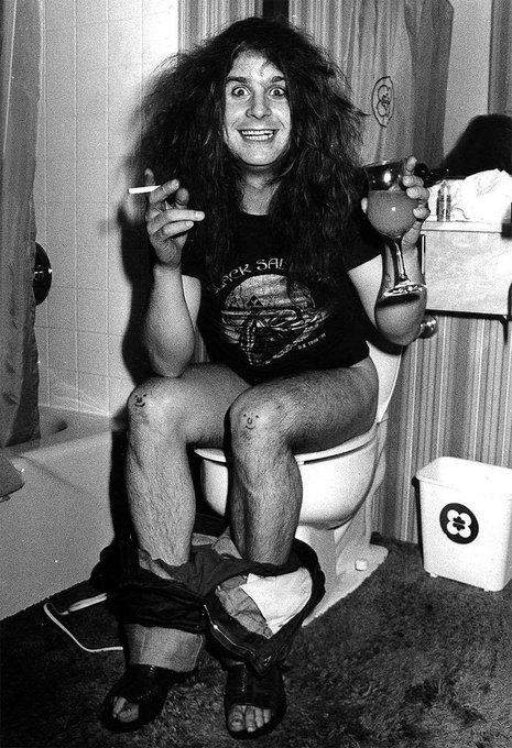 Happy Birthday Ozzy Osbourne!