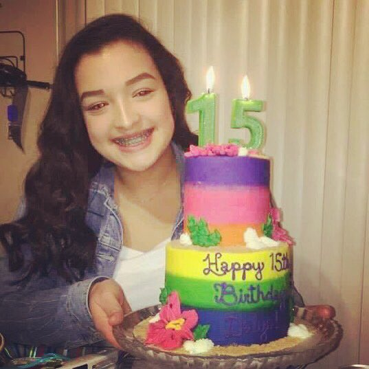 Incredible Classy Girl Cupcakes On Twitter Happy 15Th Birthday Dalya Funny Birthday Cards Online Sheoxdamsfinfo