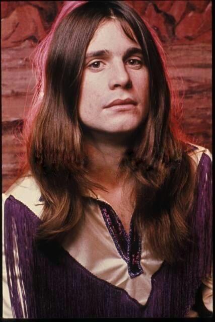 Happy birthday, Ozzy Osbourne!