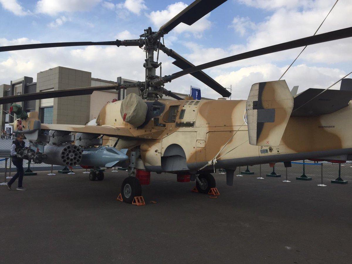 معرض مصر الأول للصناعات الدفاعية والعسكرية EDEX-2018 - صفحة 3 Dtgg5R3WkAAYqAD
