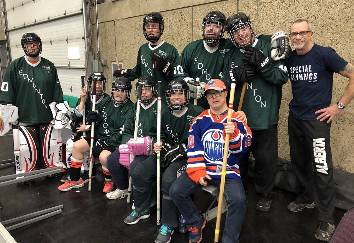 Edmonton Oilers On Twitter Today Is International Day Of Persons