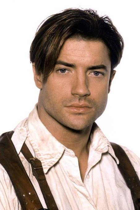 Happy 50th birthday to the best actor of our generation, Brendan Fraser. The Mummy is a literal masterpiece.