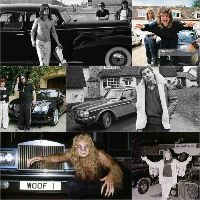 Happy  70th Birthday  Ozzy Osbourne