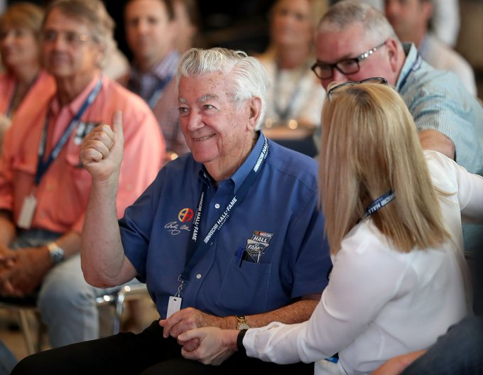 Happy Birthday to NASCAR Hall of Famer Bobby Allison