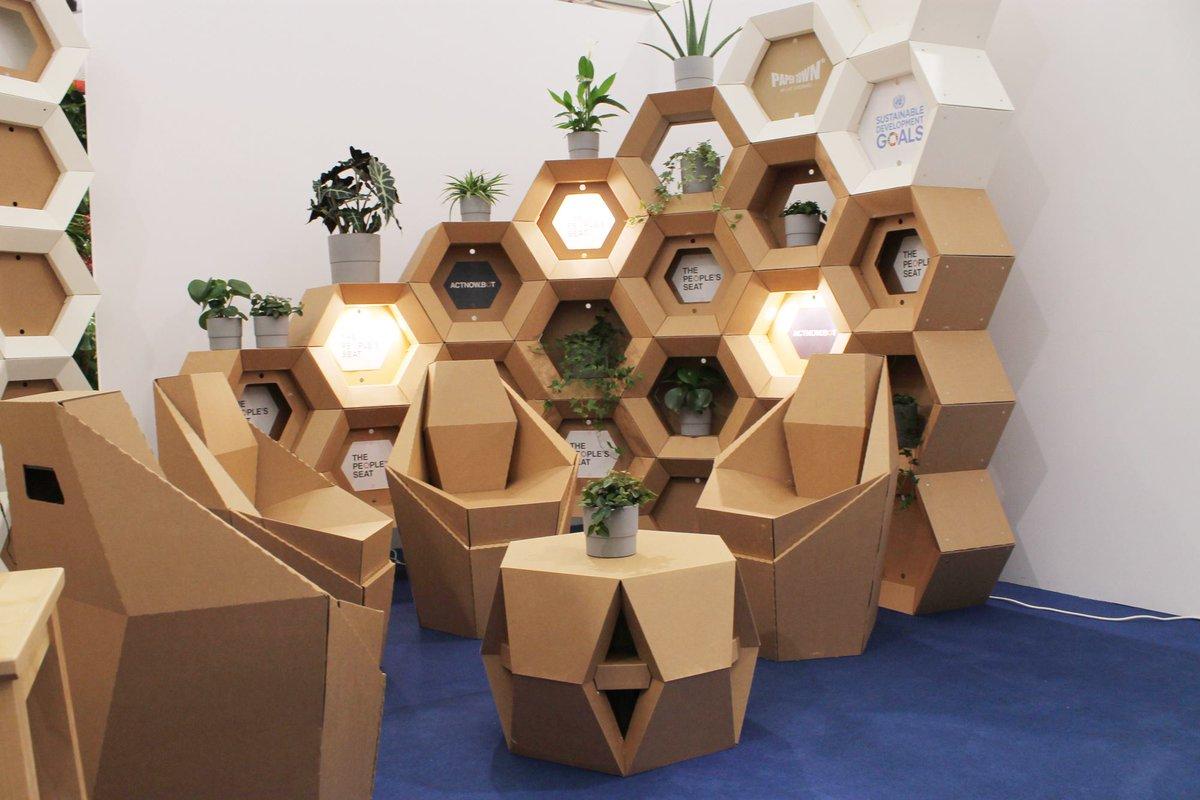 Meubles En Carton Pour Home Staging hashtag #cardboardfurniture sur twitter