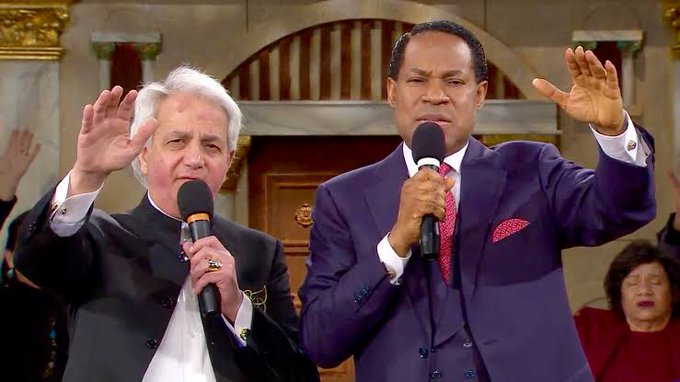 Happy birthday Pastor Benny Hinn! We love and appreciate you!!