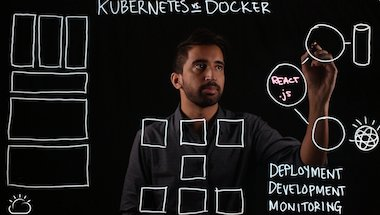 There's a small misconception out there that you have to be using one or the other—the fact is #Kubernetes allows you to use your existing Docker containers and workloads. Tackle some of the complexity issues you run into when moving to scale! Photo