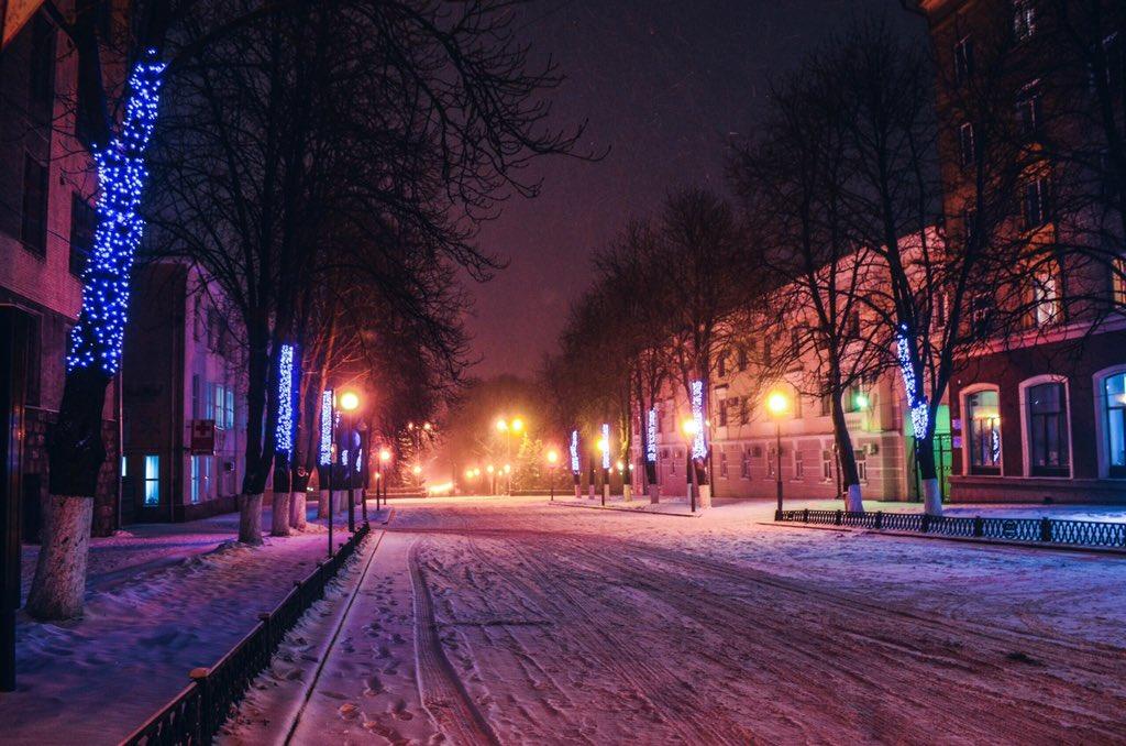 фото ночного неба города брянск того, просроченный