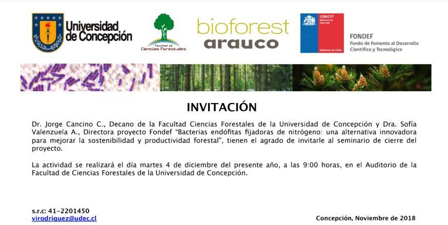 ciencias forestales cforestalesudec twitter