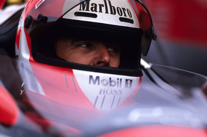 Happy birthday to Rick Mears, the master of and one of my favorite racing people. (Photo: Paul Webb)