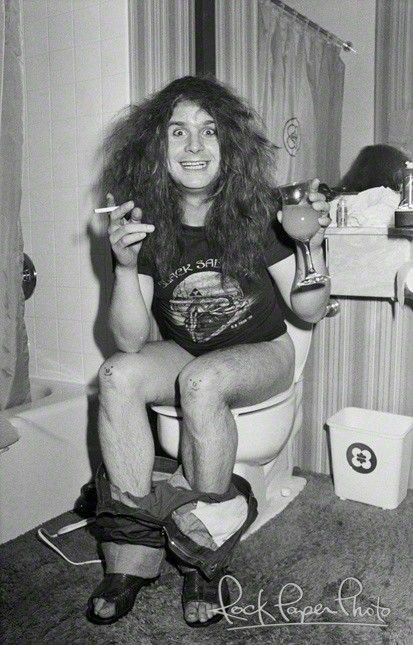 Happy Birthday Ozzy Osbourne   Ozzy Osbourne - Crazy Train