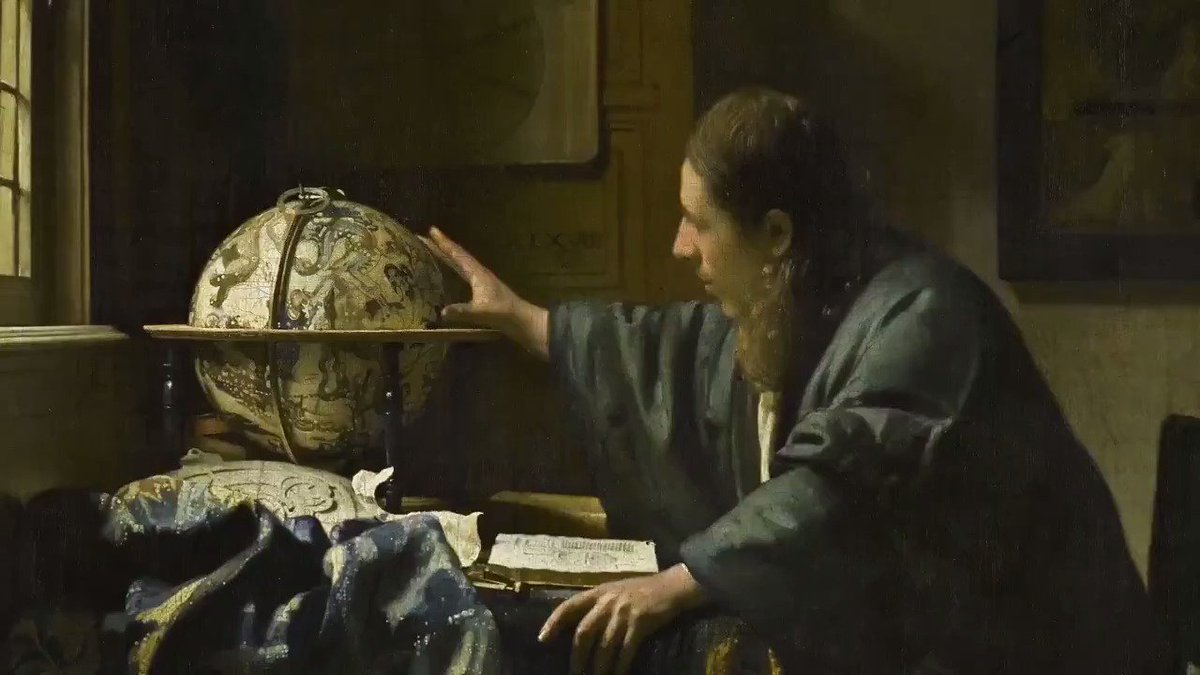 It's time to #MeetVermeer. With @googlearts, you can now explore his complete works in augmented reality, right from your phone → http://goo.gl/GEvF3U