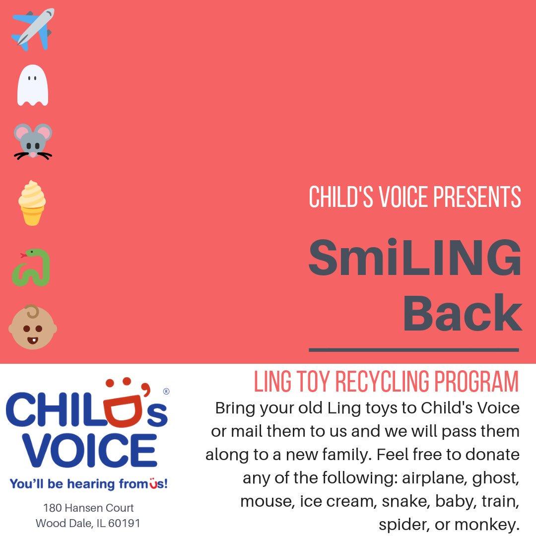 Child's Voice on Twitter: