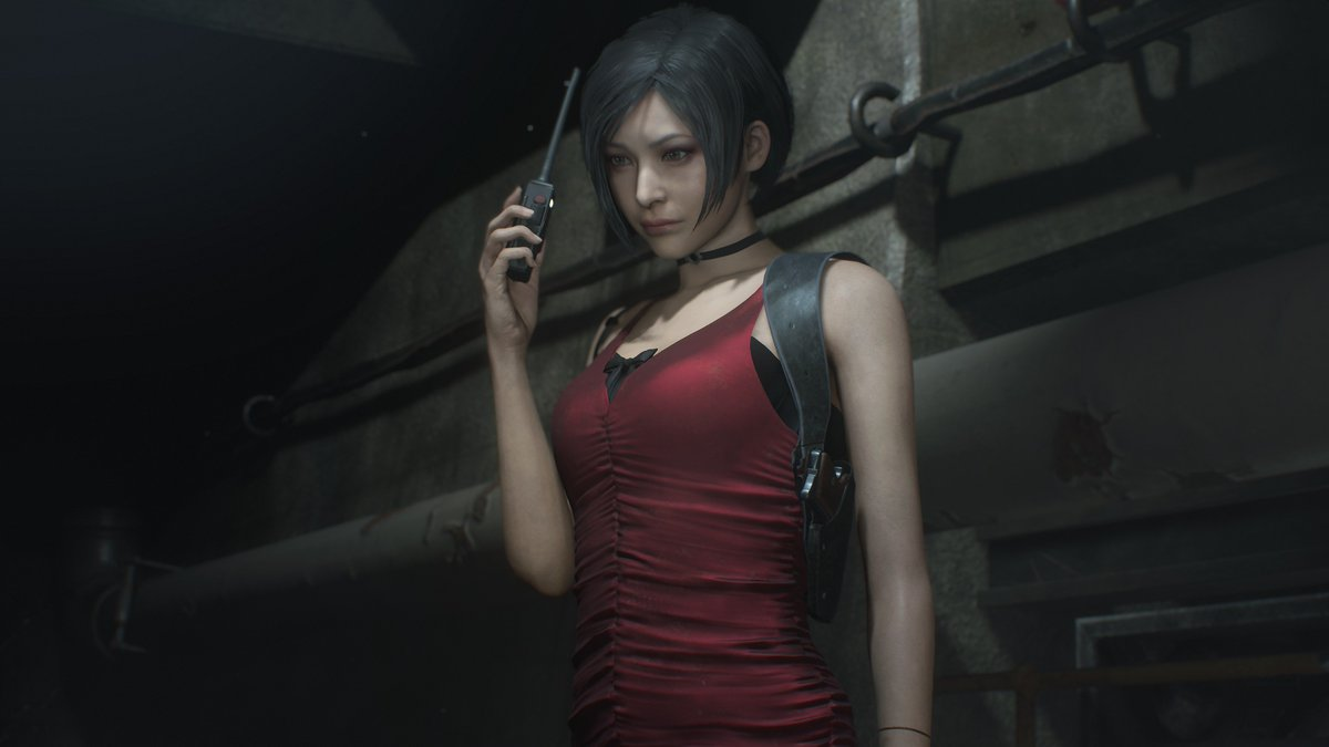 Get a closer look at some of the familiar faces youll see and sinister places youll go in Resident Evil 2 as Leon attempts to survive the nightmare of Raccoon City, including gameplay featuring Ada Wong.