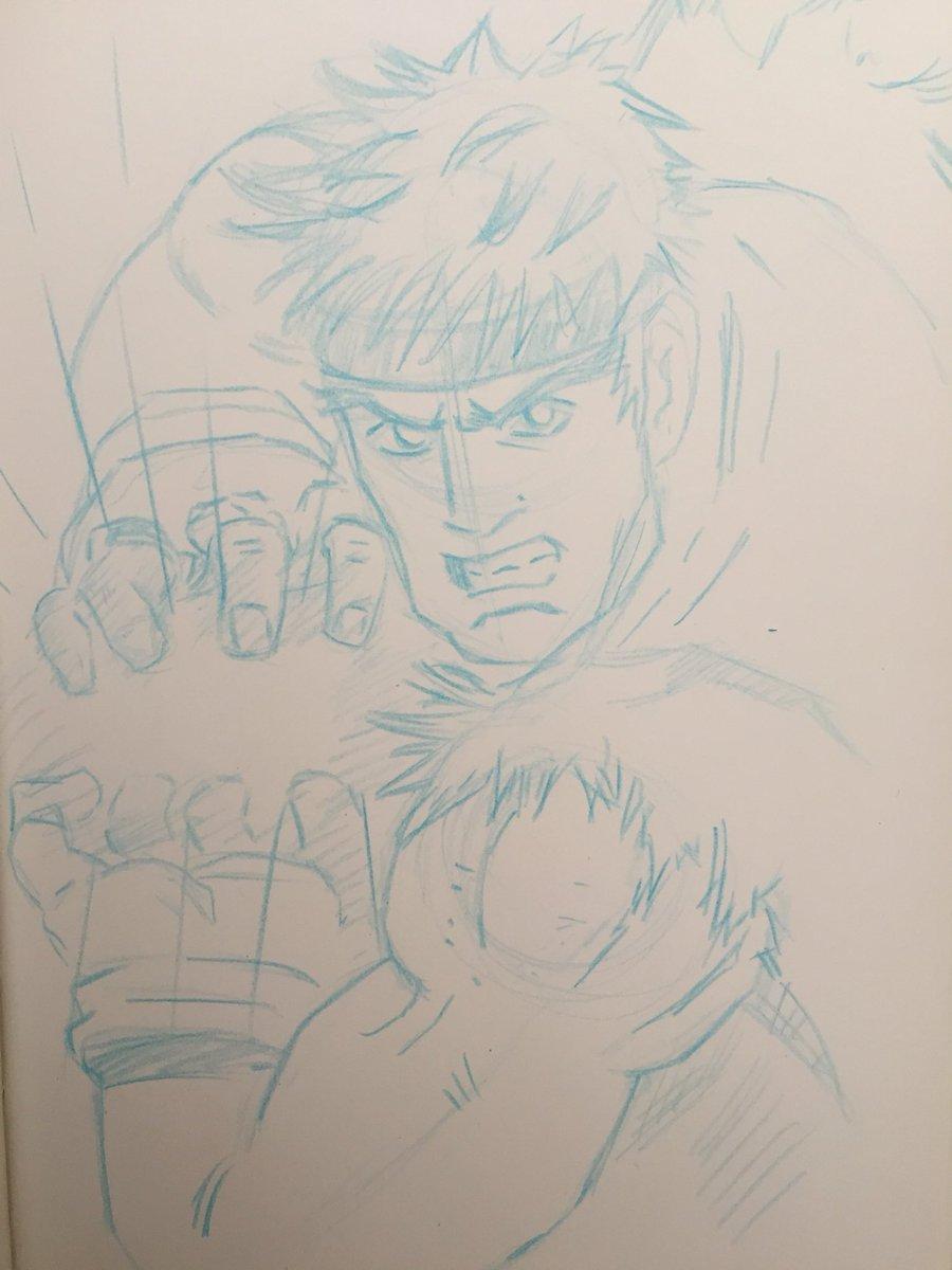 Pedro Lobato Animes Overdrive On Twitter Sketch