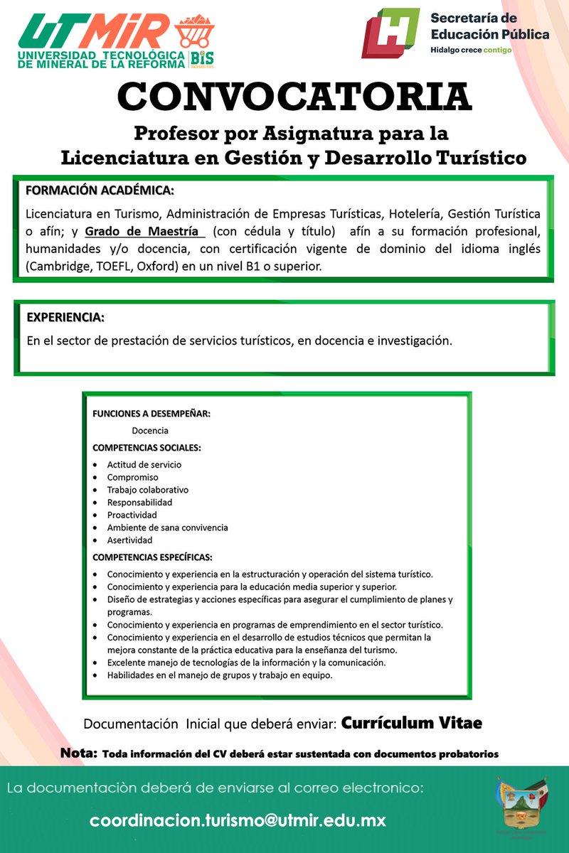 Universidad Tecnologica De Mineral De La Reforma On Twitter La