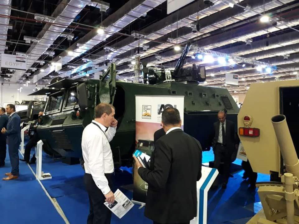 معرض مصر الأول للصناعات الدفاعية والعسكرية EDEX-2018 - صفحة 3 DthMvIPX4AUImQC